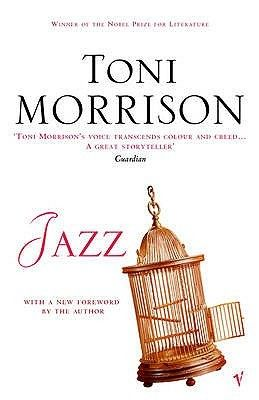 "30th April: International Jazz Day. Explore jazz in fiction - ""Jazz"" by Toni Morrison, ""is the story of a triangle of passion, jealousy, murder and redemption, of sex and spirituality, of slavery and liberation, country and city, of being male and female, African American, and above all being human"""