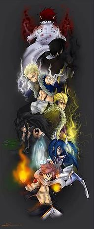 draw sister blog de manga: image Chasseur de dragon