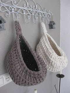 Stijl en zoooo!: Hanging basket