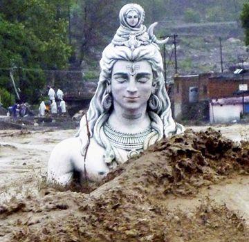Statue-Lord Shiva - Rishikesh, Uttarakhand -