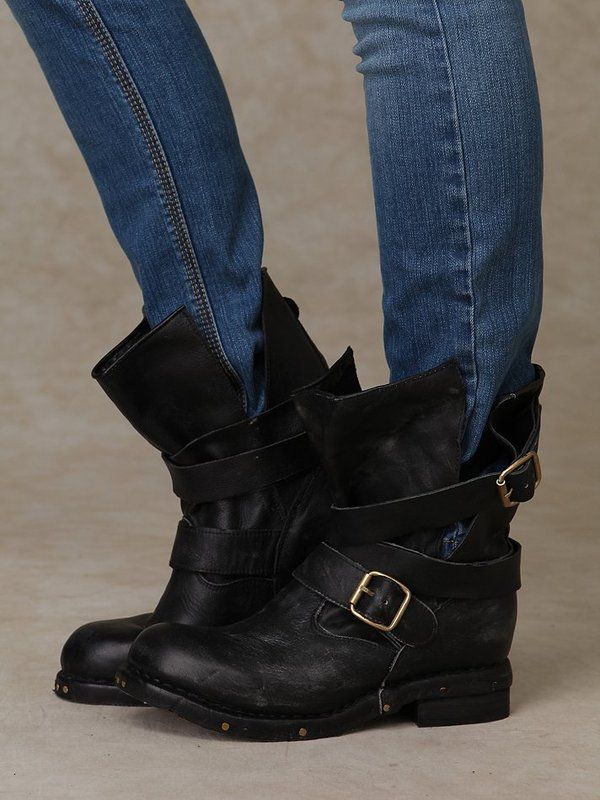 Loooove! Brit Boot by Jeffery Campbell