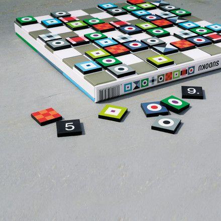 Sudoku Spiel von Remember im Design-Shop