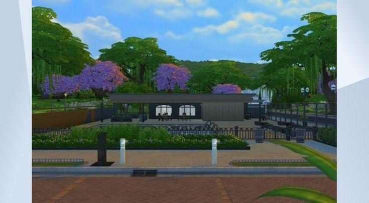 Tsekkaa tämä tontti The Sims 4 Galleriassa! - Hey I built my neighbourhood new community pool. If someone else need neat communitypool then download this! No custom content!                                                                  #whatasimhouse #playlots #communitypool #pool #nocc #furnished #community #activitylot #swimming