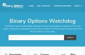 binary options watchdog reviews ignition