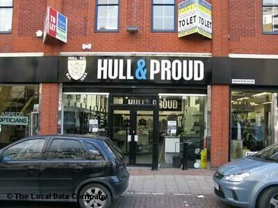 Hull and proud