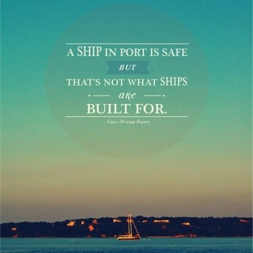 Grace Murray Hopper quote