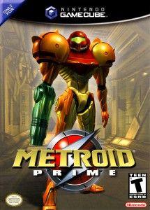1.METROID PRIME Retro Studios decidió darle un giro de tuerca a la saga Metroid cambiando su estilo 2D de scroll lateral de toda la vida por un juego 3D en primera persona. La jugada no solo les salió redonda, sino que hizo que se convirtieran en, posiblemente, los dos mejores juegos de la saga. Supieron mantener 100% la esencia de Metroid