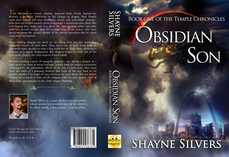 Obsidian Son paperback cover! #templechronicles #obsidianson