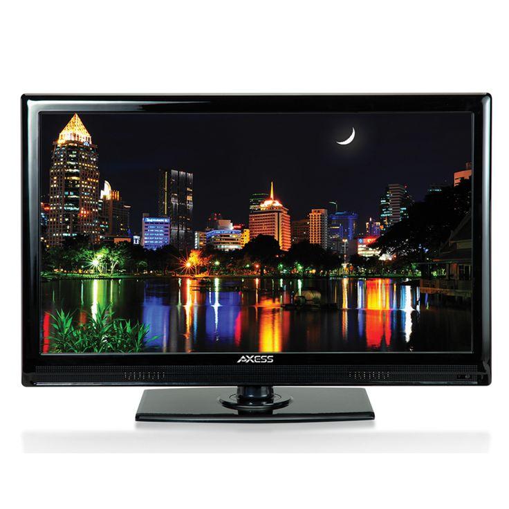 "Axess 24"" 1080p High Def LED TV"