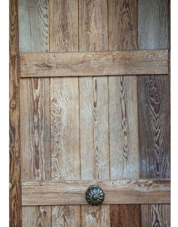 27 best images about house beautiful inside the utopian for Natural wood front door