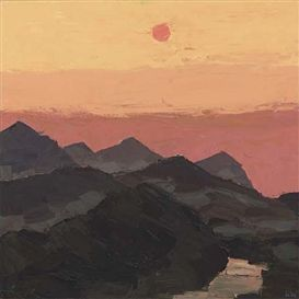 sir kyffin williams paintings - Buscar con Google