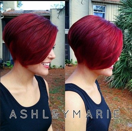 Frisuren De    10 Trendy Kurzes Haar Schneidet für Frauen 2015