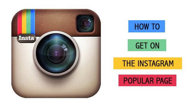 How to get on the Instagram popular page | fat mum slim