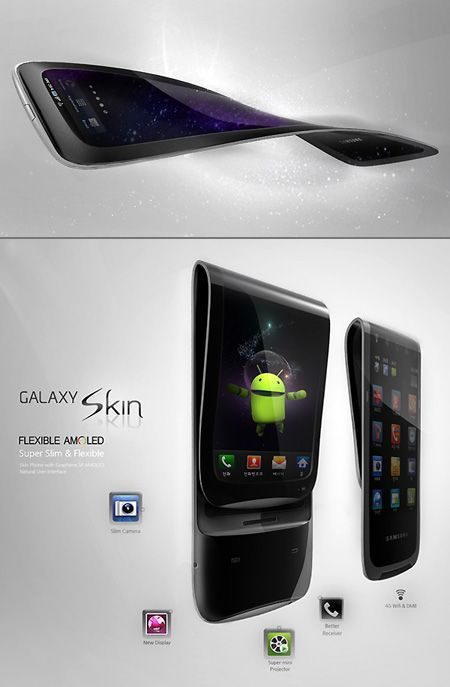 #Samsung #GalaxySkin flexible is getting #Realer via Tech Planets