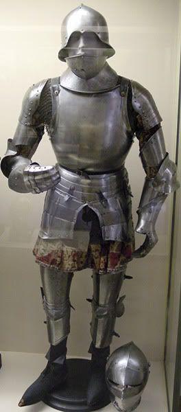 1475 – 1500 Paris, France, Musée de l'Armée (Les Invalides), Spanish Images courtesy of Doug Strong, AAF ID. medieval period