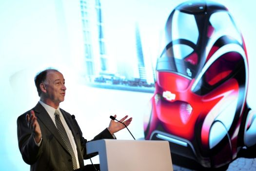 General Motors' Tiny EV Concept May Solve China's Congestion ProblemChevrolet Enve, Chevrolet En V, General Motors, Concept Durant, China Congestion, 2012 Beijing, Beijing Motors, Ev Concept, Beijing Auto