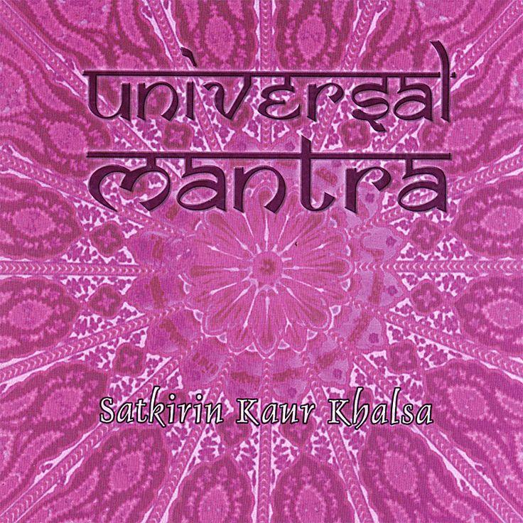 Mantras en MP3 · Tienda de Yoga - Descarga inmediata: Universal Mantra - Satkirin Kaur http://www.comunidadkundalini.com/tienda-de-yoga/musica/mp3/universal-mantra-satkirin-kaur/