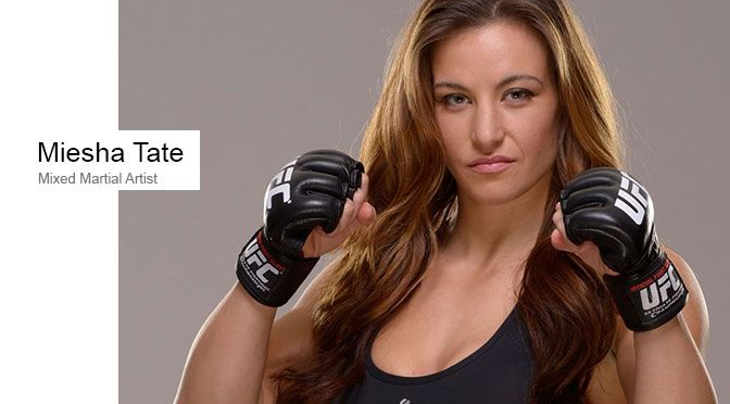 29 Things You Don't Know About Miesha Tate