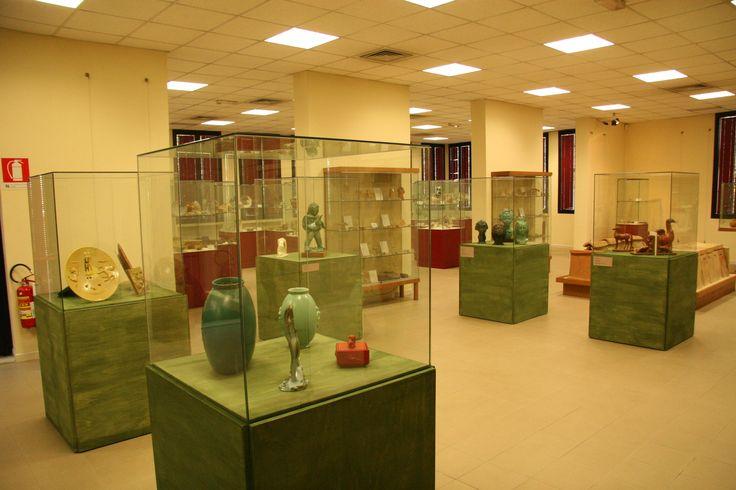"""Angelo #Biancini, mostra """"Biancini a Laveno"""", Museo civico di Castel Bolognese, 8 dicembre 2011 - gennaio 2012"""