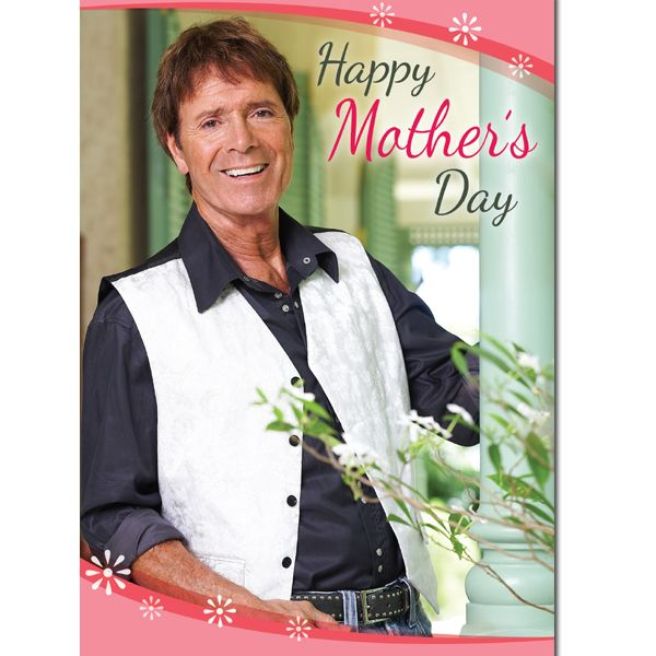 Official Cliff Richard Mother's Day Sound Card now available with Free 1st Class UK Postage from Publishers Danilo.com at http://bit.ly/MotherDayCardsWrap