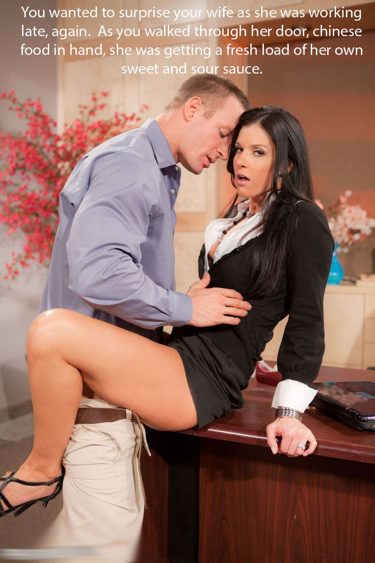 Interracial Secretary Porn Captions - cuckolding · Star PicsPornEvePretend Play