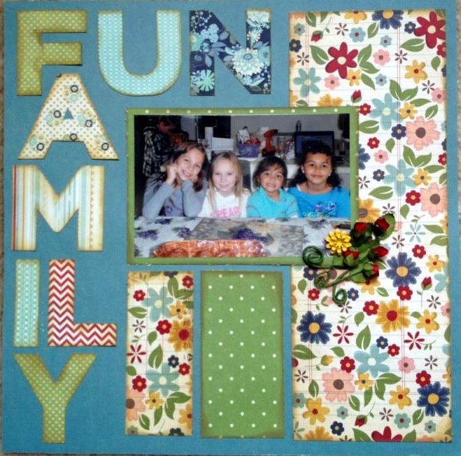60 best Dad, Mom and Family Scrapbook pages and objects ...