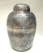 Here is your ultimate source of best quality urns for ashes, pewter urn, adult cremation urn, urns for cremation, brass cremation urn, burial urn, funeral urns.
