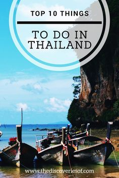 The Top 10 Best Things To Do In Thailand  #travel #travelling #destinations #travelblogger #travelstories #travelinspiration #besttravel #tourism #travelwriter #travelblog #traveldeeper #traveltheworld #Thailand #ThailandTravel   http://adventuresoflilnicki.com/