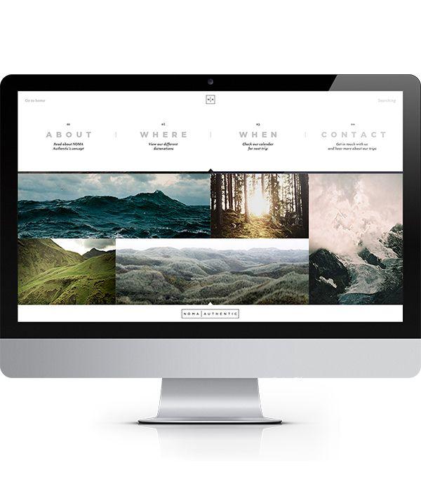 Noma Authentic | Website