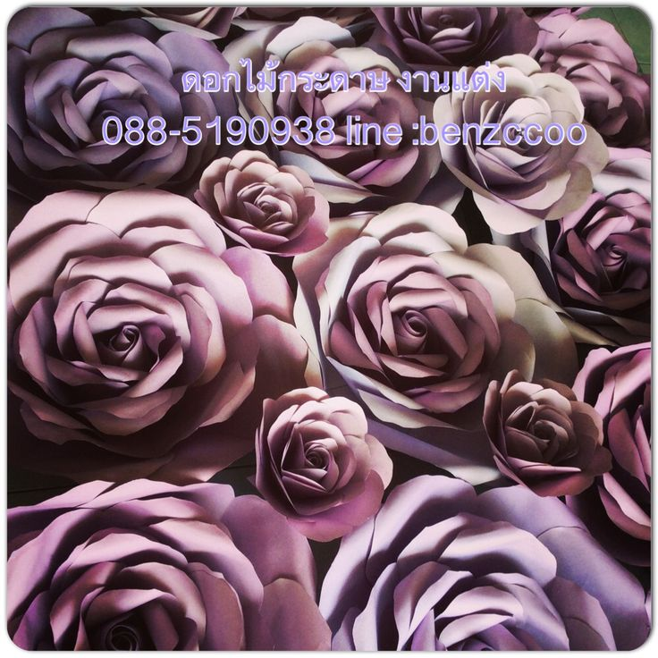 Perfect paper flowers thailand frieze top wedding gowns 23 best paper flower thailand images on pinterest thailand paper mightylinksfo