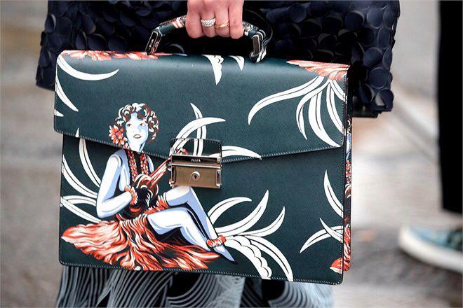 '14 Resort Hawain Viaggio Bag