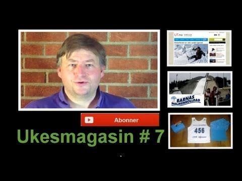 Ukesmagasin # 7 Tips til vinterferie, Barnas Holmenkolldag og Telenor Karusellen