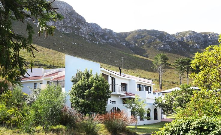 Tortoise House: Ful view of house.   FIREFLYvillas, Hermanus, 7200 @fireflyvillas ,bookings@fireflyvillas.com,  #TortoiseHouse #FIREFLYvillas #HermanusAccommodation