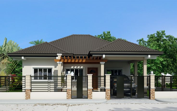 Clarissa One story house with elegance Pinoy ePlans
