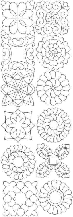 Supposed to be for embroidery, but these patterns would be nice for anything! by shauna