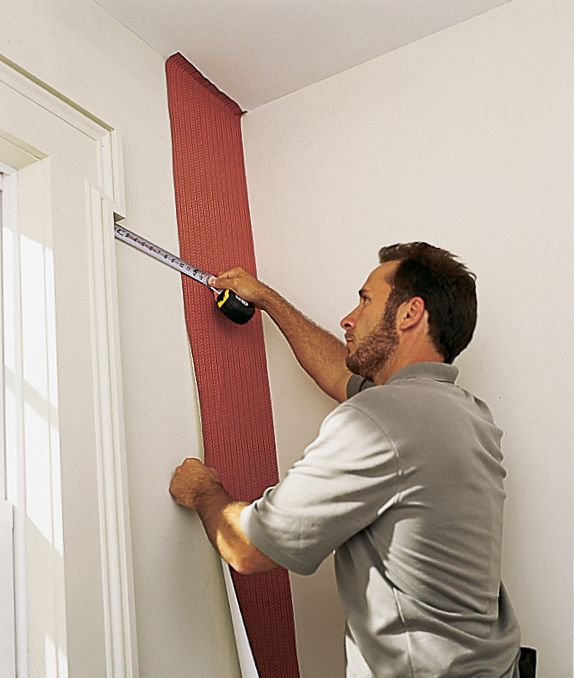 The Best Techniques For Hanging Wallpaper How To Hang Wallpaper Wallpapering Tips Wallpaper
