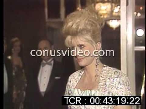 Marla Maples and Donald Trump Divorce
