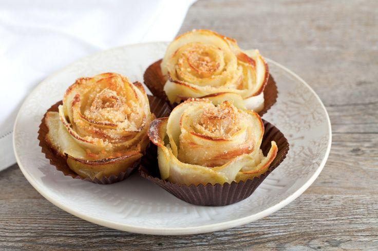 Le rose di patate e pancetta sono una ricetta semplice ma originale