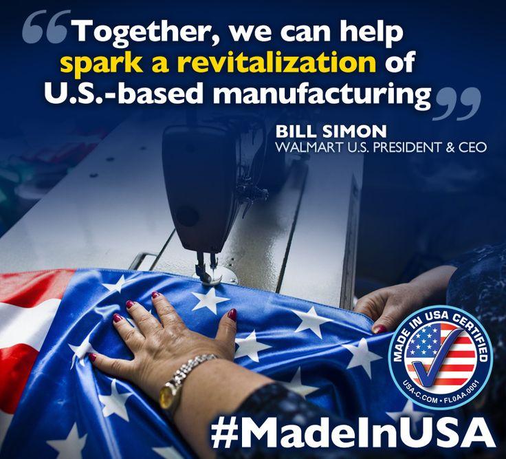 #MadeinUSA CERTIFIED  www.USA-C.com