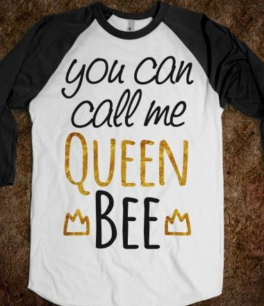 You Can Call Me Queen Bee #queenbee #lorde #hipster