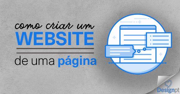 O seu primeiro website deve ser apenas uma página, simples, e criado para atrair o seu cliente ideal. Eis como fazer. https://designportugal.net/como-criar-um-site-de-1-pagina-para-lancar-o-seu-negocio/