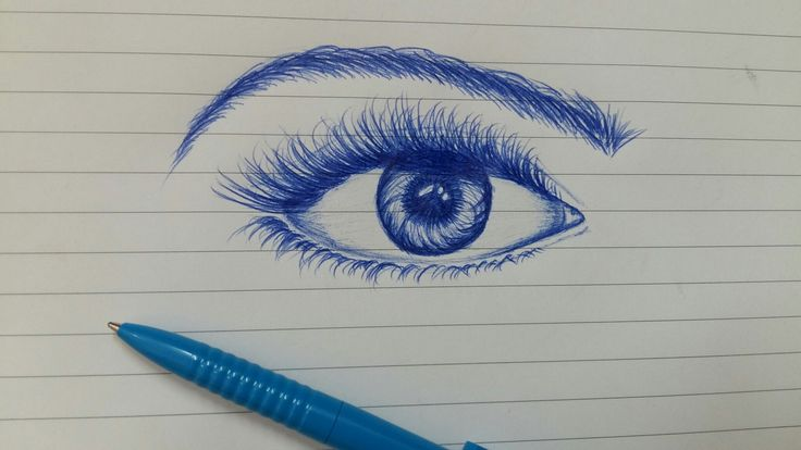 My first pen drawing