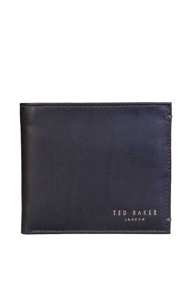 581ae48e3bdefd eBay  Sponsored Ted Baker Bifold Wallet X00M XW55 HARVYS Mens New ...