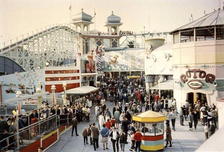 Luna Park 1970s