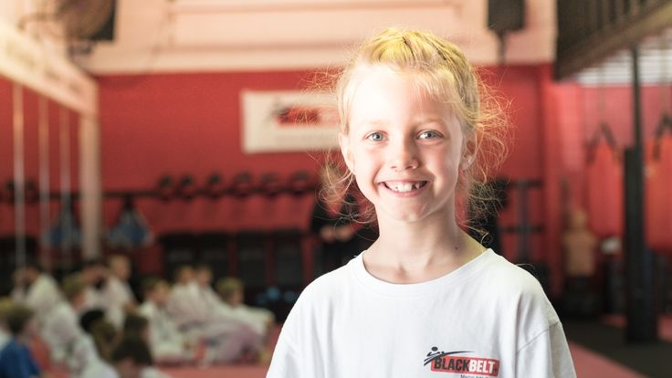 """""""I was easily distracted and lacked focus as a child. Until my mum enrolled me into a karate class, I wasn't able to gain the concentration I have now.""""  #ChildrensMartialArtsGoldCoast #KidsMartialArtsBurleigh #ChildrensMartialArtsClasses"""