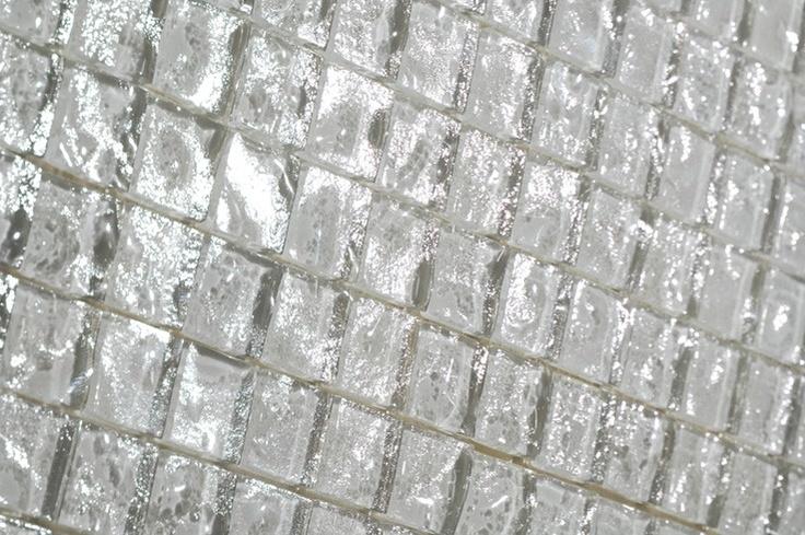 Andretto © Design - Line Terra - 115 White - Murano glass
