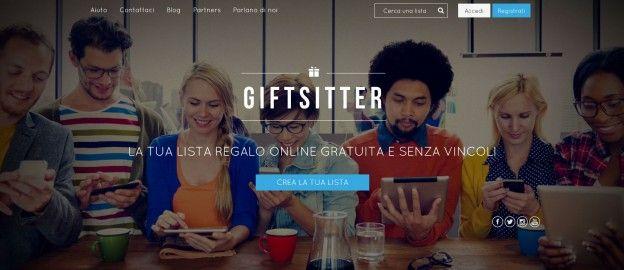 Lista regalo online? Ecco la storia di Giftsitter