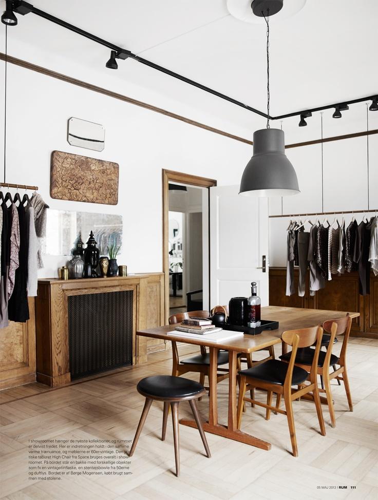 The showroom  Foto: RUM/Birgitta Wolfgang Drejer