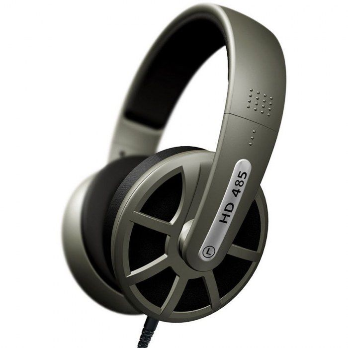 SENNHEISER HD485 OPEN HEADPHONES.  Experience new sound sensations: the Sennheiser HD 485 are open circumaural headphones with exceptional sound and outstanding comfort.