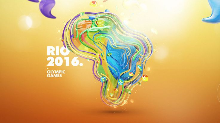 Rio 2016 ID for GS channel on Behance